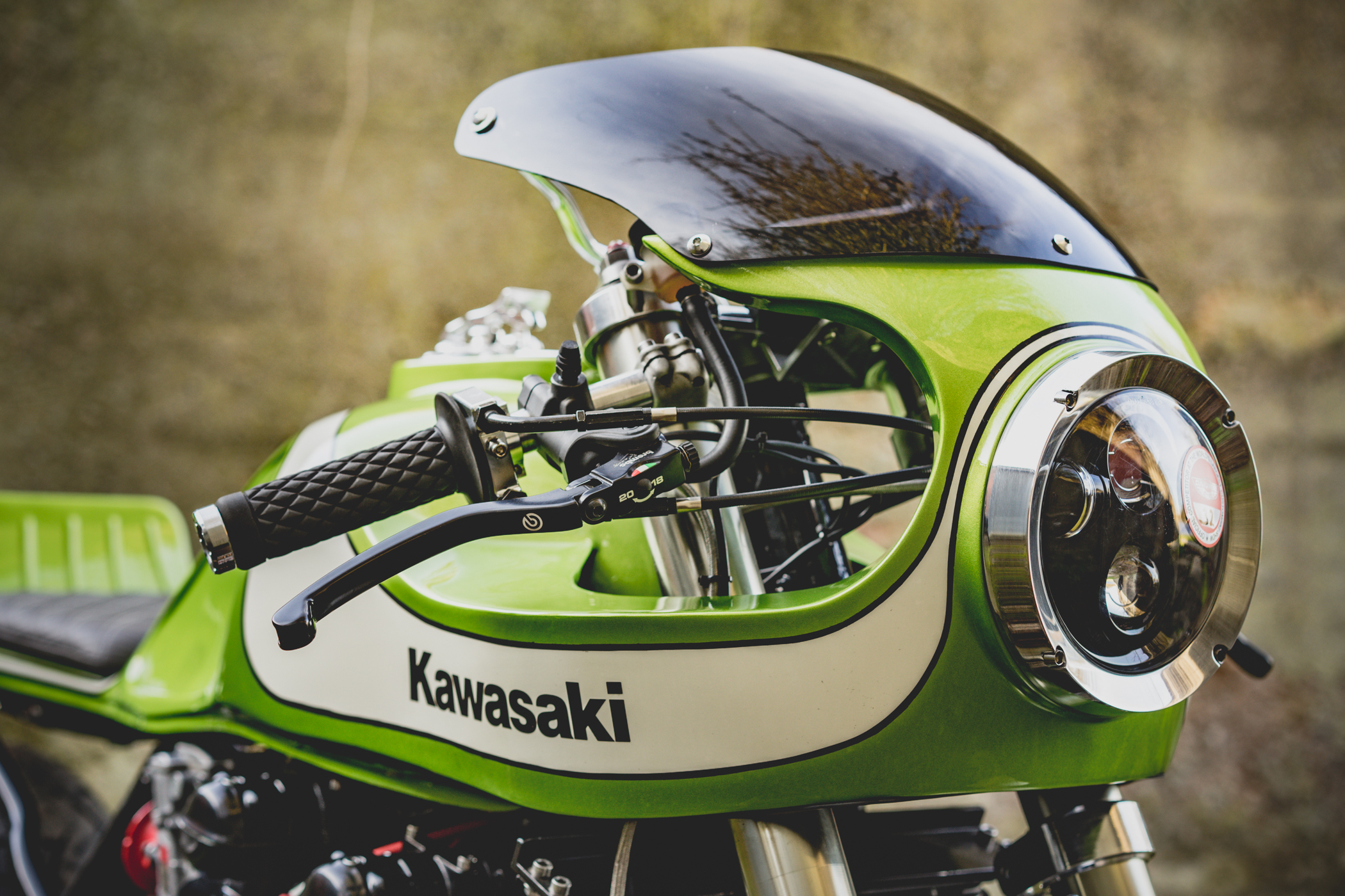 "Kawasaki Zephyr Custom ""49"""